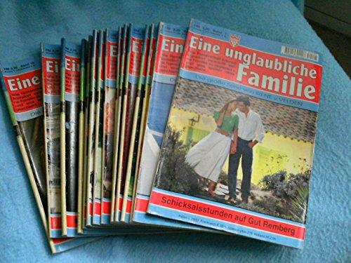 10 rührende Kelter Familienromane und Kinderschicksale im Folienpack / Inhalt: 2 Stck. verschiedene Romanhefte 5-er Sammelband (Abb. ähnlich)