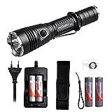 ORCATORCH T20 Taktische Taschenlampe Polizei taschenlampe - 7