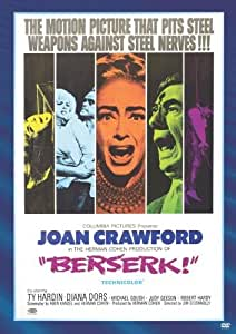 Berserk [DVD] [1967] [Region 1] [US Import] [NTSC]