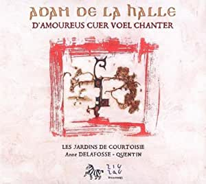 D'Amoureus Cuer Voel Chanter [Import anglais]