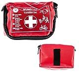 SIDCO ® Erste Hilfe Set Notfall Kit Notfallmedizin Notfalltasche Reise Apotheke Wundmed