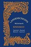 Langenscheidts Wörterbuch Spanisch - Sonderausgabe: Spanisch-Deutsch/Deutsch-Spanisch (Langenscheidt Praktische Wörterbücher)