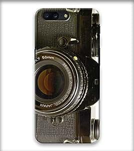 Printvisa Camera Photo Picture Pic DSLR Designer Hard Back Case For OnePlus 5 :: One Plus 5