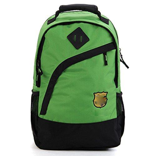 Ultra Leichte Wanderrucksack Trekking Rucksack Daypack Wasserdichte Outdoor Sport Unisex Tasche,Yellow Green