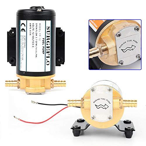 Pompa di olio di Turbo della pompa di olio di 3.1GPM DC Turbo Pompa di diesel Pompa di olio dell'ingranaggio Pompa di ingranaggio Pompa dell'ingranaggio 12V