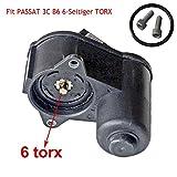 Stellmotor Elektrische Handbremse 3C0998281A B6 6-Seitiger TORX
