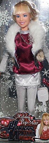 ney - Holiday Pop Star EXCLUSIVE - Fashion Doll ca. 30 cm im Winter-Outfit mit Fellkragen Jacke und Eis-Stern Anhänger - OVP ()