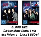 Blood Ties - Die komplette Serie (6 DVDs)