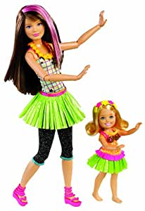 Barbie Sisters Skipper/chelsea