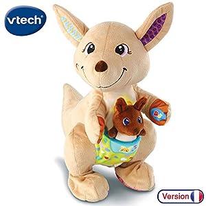 VTech Baby - Maman KanggoU-Love y su bebé Animales, 80-522665