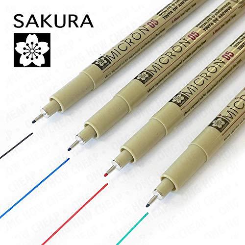 Sakura Pigma Micron - Pigmento Portamina