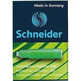Schneider 2Schutzhülle 3-Tintenpatronen grün Maxx 115OEM 6664