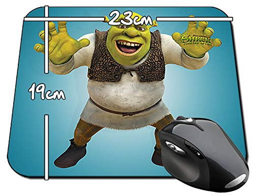 Shrek Forever After Mauspad Mousepad PC