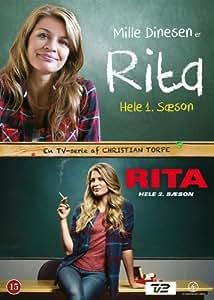 Rita (Seasons 1 & 2) - 4-DVD Set ( Rita - Seasons One and Two ) [ Origine Danoise, Sans Langue Francaise ]