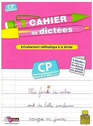 Cahier de dictées CP