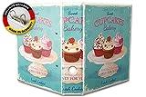 Motiv Akten Ordner Bedruckt 60mm DIN A4 Cupcakes