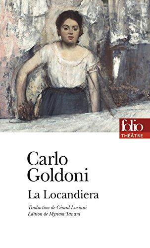 La Locandiera (Folio Théâtre t. 176) par Carlo Goldoni