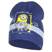 Cappello per bambini con MINIONS Navy cod  HO 4250 8105faaa5bdf