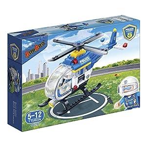 BanBao 7008 Helicoptero Policial