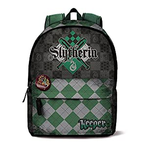 Harry Potter KM-38215 2018 Mochila Tipo Casual, 40 cm, 1 litro, Multicolor