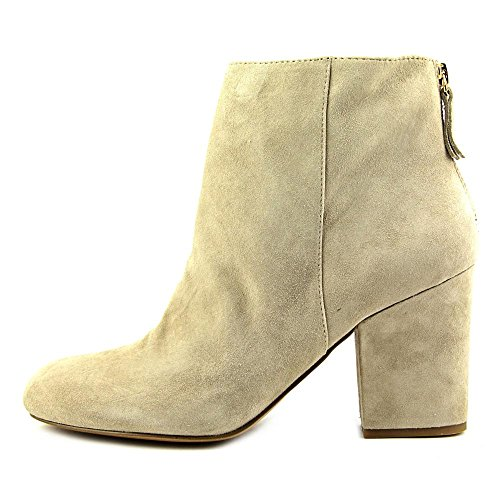 Nine West Genevieve Daim Bottine Lt Natur