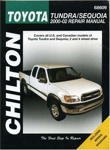 toyota-tundra-and-sequoia-2000-02-2000-2002-chiltons-total-car-care-repair-manuals