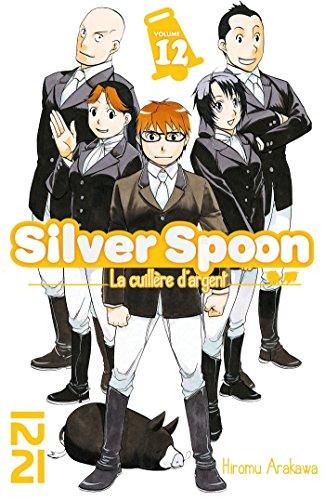 Silver Spoon - La cuillère dargent - tome 12