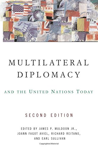 Multilateral Diplomacy and the United Nations Toda