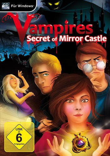 Vampires: Secret of Mirror Castle - Castle Wimmelbild Spiel