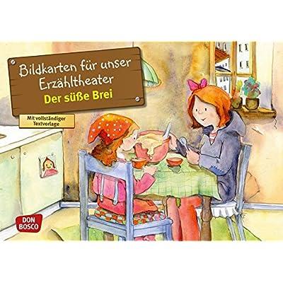 Der süße Brei. Kamishibai Bildkartenset.: Entdecken - Erzählen - Begreifen: Märchen.