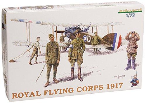 Unbekannt Eduard Plastic Kits 7503 - Royal Flying Corps 1917 - Corps Kit
