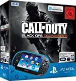 Sony PlayStation Vita (WiFi) inkl. Call of Duty: Black Ops Declassified (DLV) +...