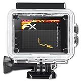 atFoliX Folie für IceFox Action Cam 4k I5 Displayschutzfolie - 3 x FX-Antireflex-HD hochauflösende entspiegelnde Schutzfolie