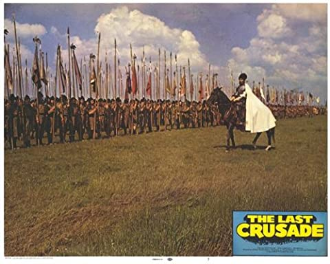 Last Crusade Affiche Movie Poster (11 x 14 Inches - 28cm x 36cm) (1970) D