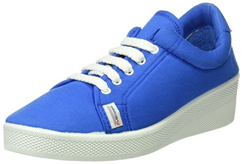 BEPPI Donna Canvas Shoe scarpe sportive Blu
