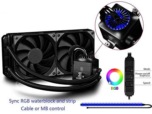 DeepCool Sockel: Intel LGA2011-V3, LGA201, LGA1366, LGA115X, LGA2066