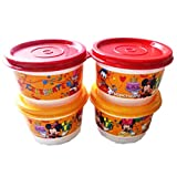 Tupperware Disney Snack Cups, 125ml, Set...