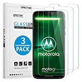 OMOTON [3 Pack Compatible with Moto G7 Power Screen