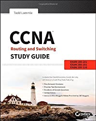 CCNA Routing and Switching Study Guide: Exams 100-101, 200-101, and 200-120 by Lammle, Todd (2013) Paperback