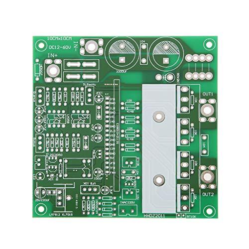 Zuanty Reine Sinus-Vakuum-Board-Wechselrichter 12V 24V 36V 48V 60V Multifunktions-Hochfrequenz-PCB DIY-Komponente -