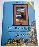Bauanleitung zum historischen Spielautomat JEMOC Bauplan ABC Bauplanbuch DIY