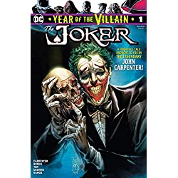 Joker: Year of the Villain (2019-) #1 (DC's Year of the Villain (2019-)) (English Edition)