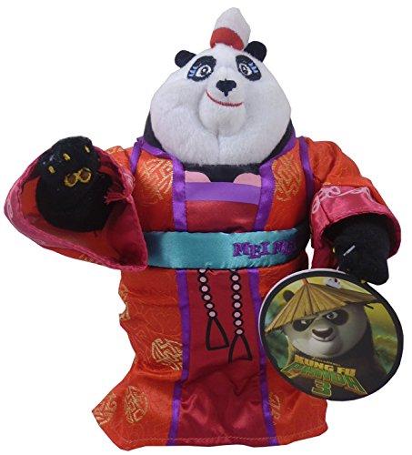 24cm de DreamWorks Kung Fu Panda 3 Juguete suave - Carácter MEIMEI