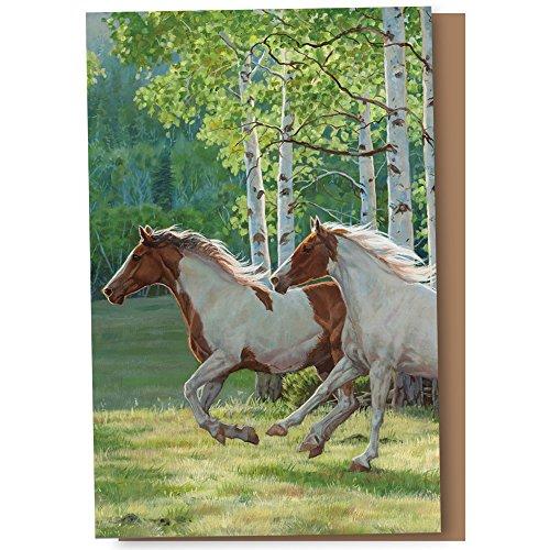 Tree-Free Greetings FS66524 Notizkarten mit Umschlägen, 10 x 15 cm, 12 Stück