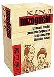 Coffret Mizoguchi, Vol.1 - Les Amants crucifiés / L'impératrice Yang Kwei Fei / Le Héros sacrilège / L'intendant Sansho [inclus le livret] - Coffret 5 DVD