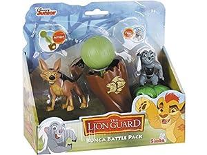 Simba  - La guardia del león figuras articuladas, modelos surtidos, 1 paquete