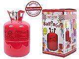 Alsino Heliumgasflasche