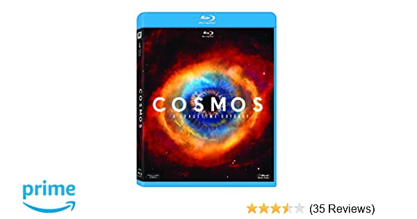 Amazon in: Buy Cosmos: A Spacetime Odyssey (4-Disc Box Set