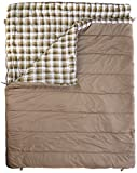 Vango Accord Double Sleeping Bag, Unisex, Marrón Nutmeg Print, Talla Única