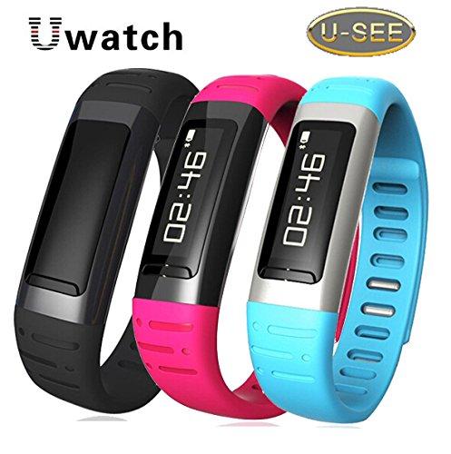 U9 U Bluetooth Smart-Sport-Uhr-Armband iPhone und Android (Ge-elektronik-uhr)